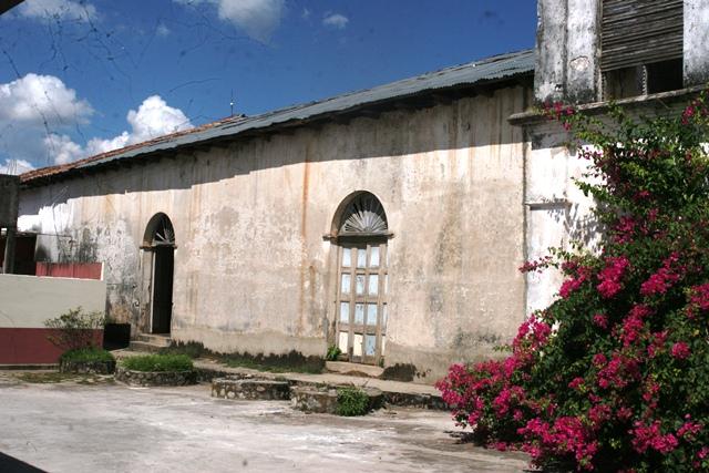 Iglesia del barrrio San José, en Suchitoto 10