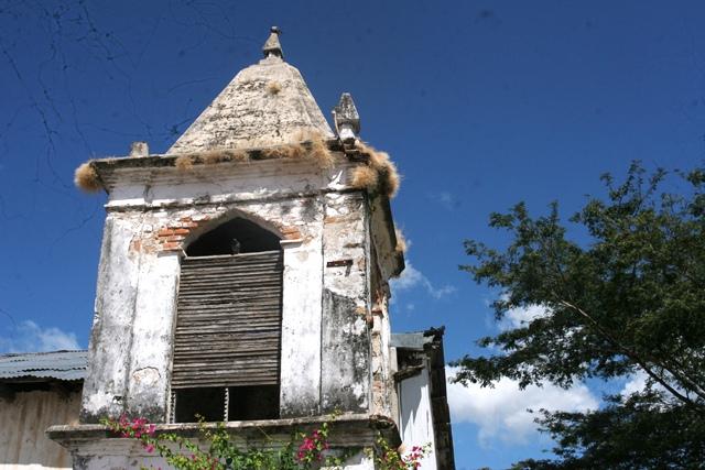 Iglesia del barrrio San José, en Suchitoto 11