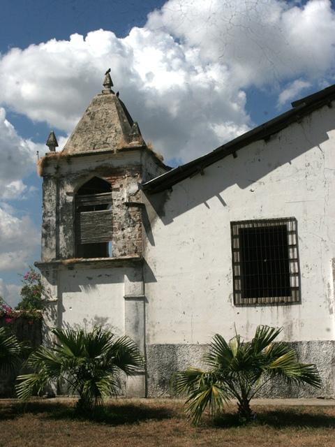 Iglesia del barrrio San José, en Suchitoto 2