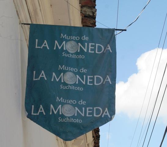 Museo de la Moneda, en Suchitoto 1