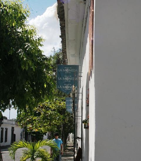 Museo de la Moneda, en Suchitoto 2