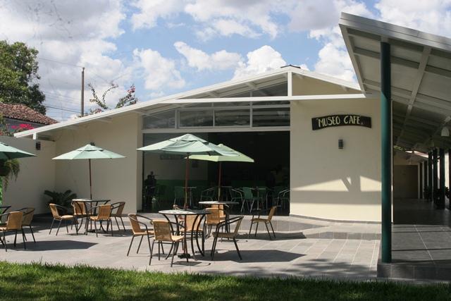 Suchitoto Museo Café 3