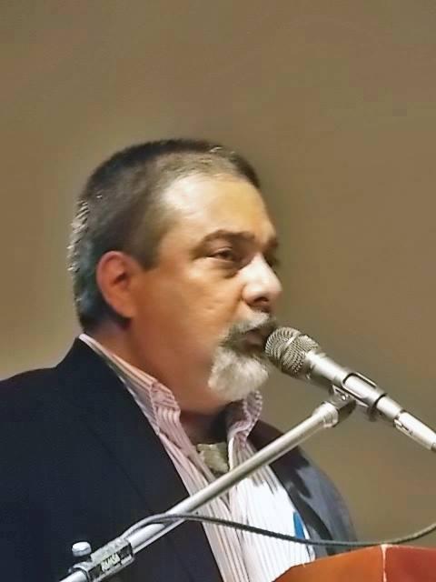 Lic. Gustavo Pineda, Director Nacional de Pueblos Indígenas y Diversidad Cultural.