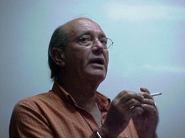Luis G. Valdivieso. Foto por Óscar Perdomo León
