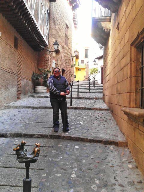 Lucio en Barcelona
