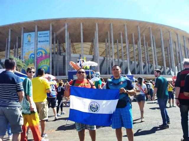 Lucio en Brasil
