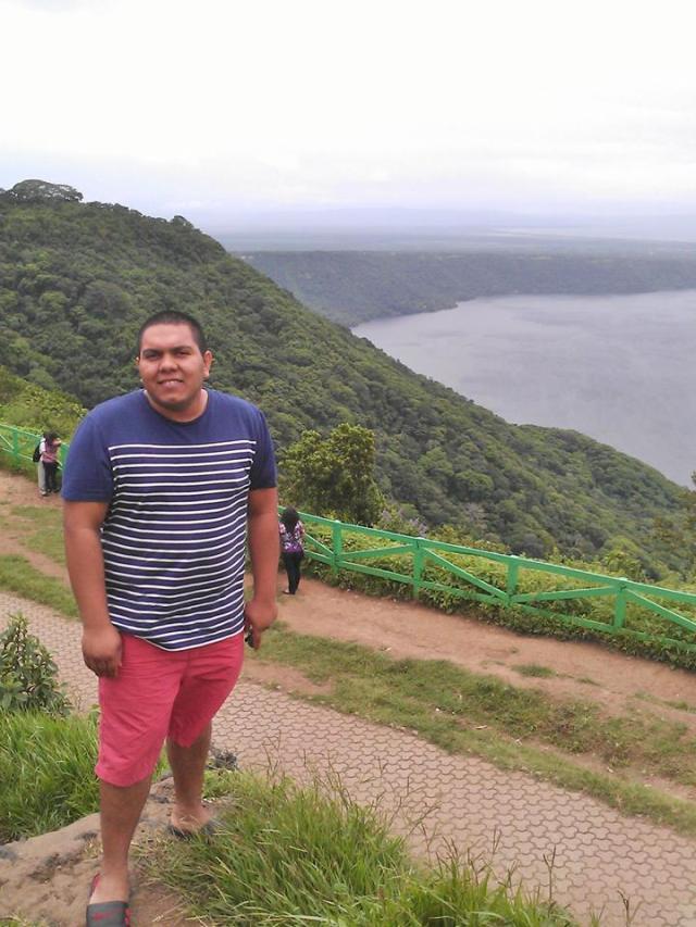 Lucio en Nicaragua