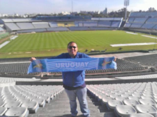 Lucio en Uruguay