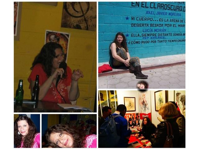 Nora Méndez collage collage
