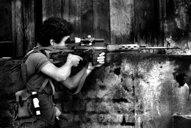 Francotirador guerrillero