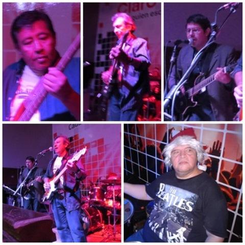 Stigma en el Beatles Day El Salvador 2014
