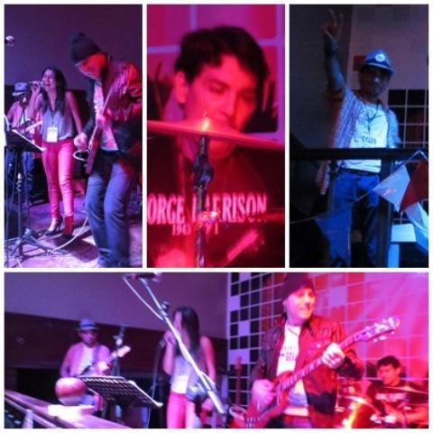 Stoneplay en el Beatles Day El Salvador 2014 II